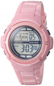 Armitron Sport Women's 45/7045SPK Digital Light Pink Sparkled Resin Strap Watch