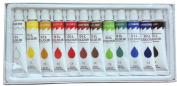 12 PC OIL Paints Set Professional Artist Painting Pigment 12ml Tubes