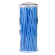 HuntGold 100PCS Eyelash Extension Micro Disposable Swab Individual Applicators Brushes