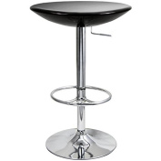 Podium Table - Black - Bar Table, Kitchen Table, Diner Table, Pedestal Table, Bistro Table