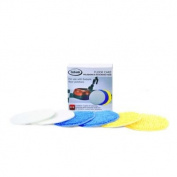 Pack of 3 Pairs of Washable Ewbank Spare Pads for Ewbank Floor Polisher
