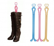 2Pcs 50cm Long Boots Shaper Stretcher Knee High Shoes Plastic Supporter Holder Hanger Stand