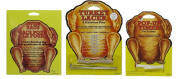 Thanksgiving Dinner Turkey Oven Bags, Lacer, and Pop-Up Timer by Heuck