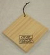 CEDAR HANGING 4 X 4 BLOCK - IDEAL FOR WARDROBES - HAND MADE IN UK