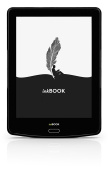 inkBOOK PRIME 15cm ebook reader with e-Paper E Ink Carta Flat Glass Solution touchscreen with Rapid Refresh technology, Built-in Light, Open ANDROID, App Store, and Readability Enhancements
