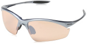 Alpina Tri-Effect Cycling Glasses black Size:One size