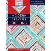 C & T Publishing-Modern Selvage Quilting