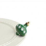 Nora Fleming Ornament Mini Trim the Tree, Green