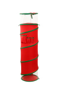 Hanging Pop Open Gift Wrap Storage Organiser - Large Size, for rolls up to 100cm