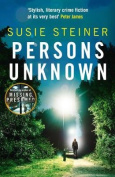 Persons Unknown (A Manon Bradshaw Thriller)
