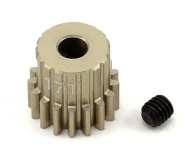 Revolution Design Racing Products 48P Aluminium Hard Coated Ultra Pinion Gear (17)