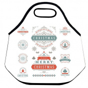 Estrellaw A Very Christmas Lunch Bag