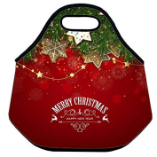 Estrellaw Merry Christmas And Happy New Year Lunch Bag