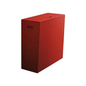 Gedy by Nameek's Kyoto Laundry Basket, Red