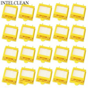 INTELCLEAN Accessories For 20 x Hepa Filter for iRobot Roomba 700 Series 760 770 780
