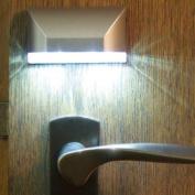 VANKER Home Hotel Door Safe Lamp Auto Infrared Body Sensors 4 LED Lock Keyhole Light