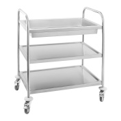 Royal Catering - RCGW 1- Serving Trolley- 2 shelves