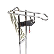 Stainless Steel Fishing Rod Holder with Automatic Tip-Up Hook Setter
