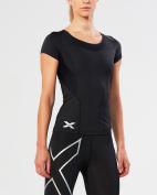2XU Women's Short Sleeve Compression Top