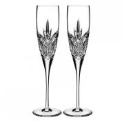Love Forever Champagne Flute