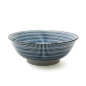 Sendan Bowl Navy 20cm dia.x 7cm h