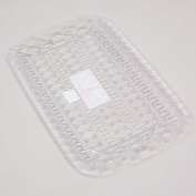 Clear Rectangle Serving Tray 41cm x 27cm