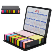 MAYMII Multi-Tasker Memo Holder, Sticky Notes With two year calendar