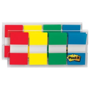 Page Flags in Portable Dispenser, Standard, 160 Flags/Dispenser, Sold as 160 Each