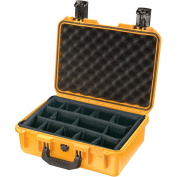 Pelican Storm Case iM2200 - w/Padded Dividers - Yellow