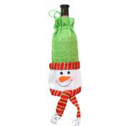 Alonea New Santa Claus Gift Bag Candy Gift Bag Xmas Tree Party Decoration