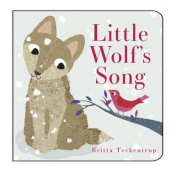 Little Wolf's Song [Board book]