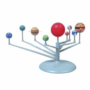 Glow In The Dark Kids Educational Solar System Mobile Science Toy Hot