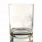 Designer Rocks Glass - Captain Morgan