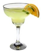 SET of 4-pc Luminarc 350ml Classic Margarita Cocktail Glasses on a stem