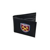 New Official Football Club Embroidered Leather Wallets