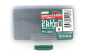 Meiho Tackle Box Slit Form Case SS 103 x 73 x 23 mm Clear