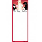 Hatley The Doggy Do List Magnetic List