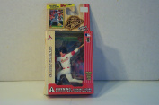 Topps - Action Flats - MLB - 1999 Series 1 - Mark McGwire - St. Louis Cardinals - 1 Action Flat Figure & 1 Exclusive Foil Stamped Trading Card - Vintage - Limited Edition - Collectible