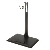 Display Stand Holder U Type For 1/6 Scale 30cm Hot Toys Sideshow BBI DID Action Figures SWAT Ultimate Soldiers