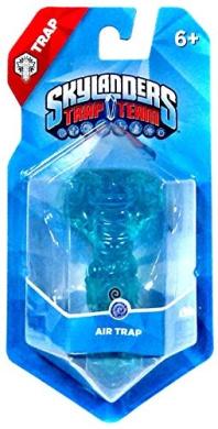 Skylanders Trap Team Air Snake Trap [Cloudy Cobra]