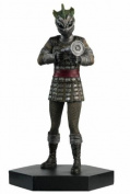 Underground Toys Doctor Who Resin Silurian Warrior 10cm Action Figure