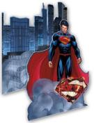 Superman Metropolis SceneMaker Diorama Display