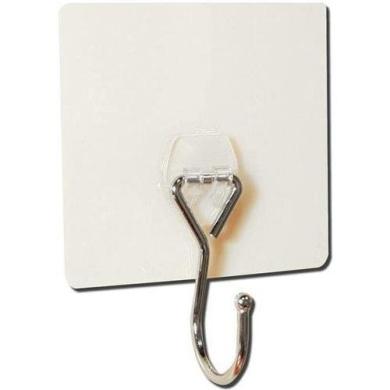 MWGEARS D6001 Big Hook Metal Hook w/Revolutionary Paste it Hanging System