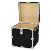 Rhino Trunk and Case Armour Trunk, Cube, Silver