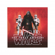 Star Wars Episode VII The Force Awakens Lunch Napkins 16 Count Party Supplies Novelty