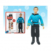 The Big Bang Theory / Star Trek Sheldon 20cm Action Figure