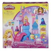 PlayDoh Mix n Match Magical Designs Palace Set Featuring Disney Princess Aurora