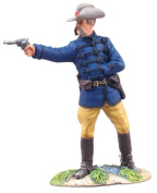 Zulu War W Britain British Lt. Colonel Anthony Durnford Collectible Toy Soldier 1/32 Scale 20060 Hand Painted Metal Figure