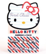 Earring Pack - Hello Kitty - New Sanrio Mail Set-6 Toys Gifts sane0045
