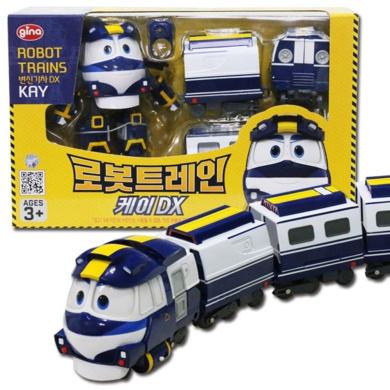 NEW Robot Trains RT Transformer DX Kay 4-STEP Toy Animation Children Kids Gift /item# G4W8B-48Q62190